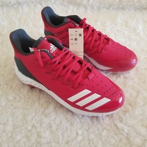 Adidas Men's Icon Bounce Baseball Cleats Size 8.5
